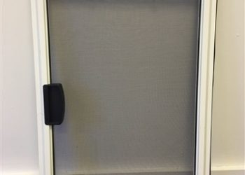 Custom Heavy Duty DIY Sliding Patio Screen Door Kit  **new mitered corners**